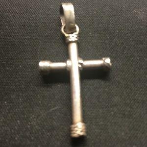 Beautiful Sterling Silver Cross